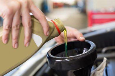 Wymiana płynów hamulcowych , oleju i filtrów